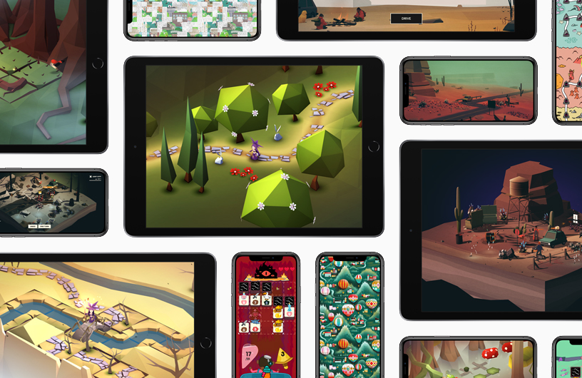 The First Four Apple Arcade Games I Played On Apple TV